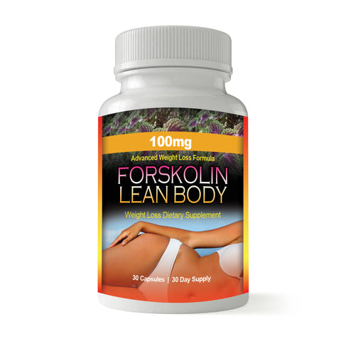 Forskolin Lean Body  (30 capsules)