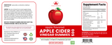 Apple Cider Vinegar Gummies with Pomegranate plus Gummy Vitamins Combo Pack