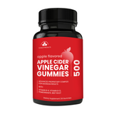Totally Products Apple Cider Vinegar Gummies plus Gummy Vitamins Combo Pack (2 sets)