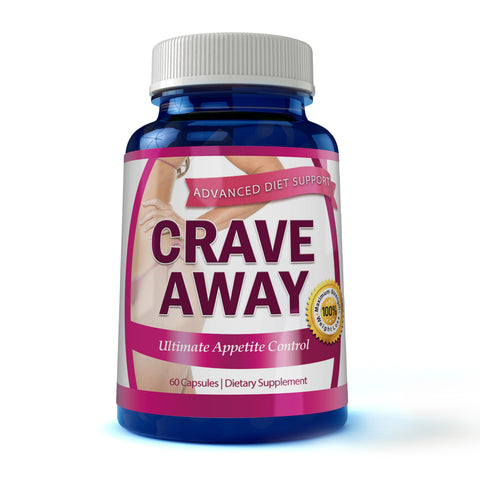 Crave Away Weight Control Extreme Dietary Supplement (60 capsules)