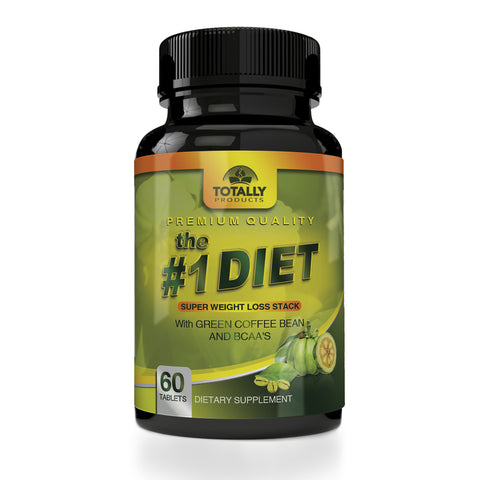 The #1 Diet Complex for Super Weight Loss (60 Caplets)
