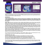Night Trim Weight Loss Aid (60 Capsules)