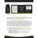 Green Coffee Bean Extract 400mg (60 Capsules)