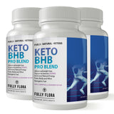 Fully Flora Keto BHB PRO Blend for Advanced Weight Loss
