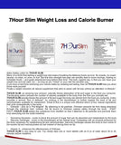 7Hour Slim Weight Loss and Calorie Burner (120 capsules)