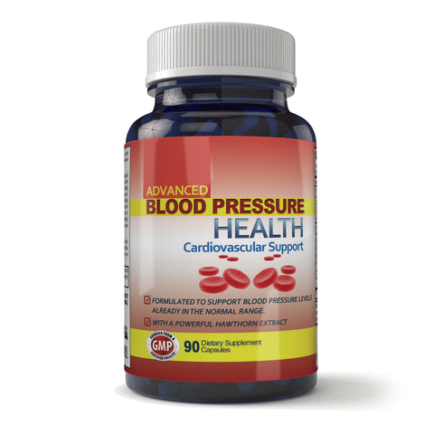 Advanced Blood Pressure Support (90 Capsules)