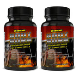 Xtreme Fat Burn Weight Loss and Calorie Burner (60 capsules)