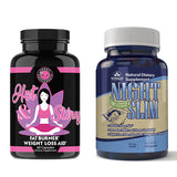 Hot & Skinny weight loss and Night Slim Combo Pack