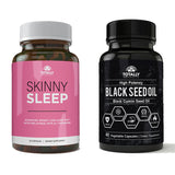 Skinny Sleep and Black Seed Oil Combo Pack
