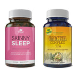 Skinny Sleep and Garcinia HCA Complex Combo Pack