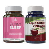 Skinny Sleep and Apple Cider Vinegar Combo Pack