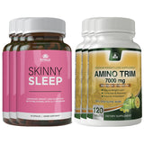 Skinny Sleep and Amino Trim Combo Pack