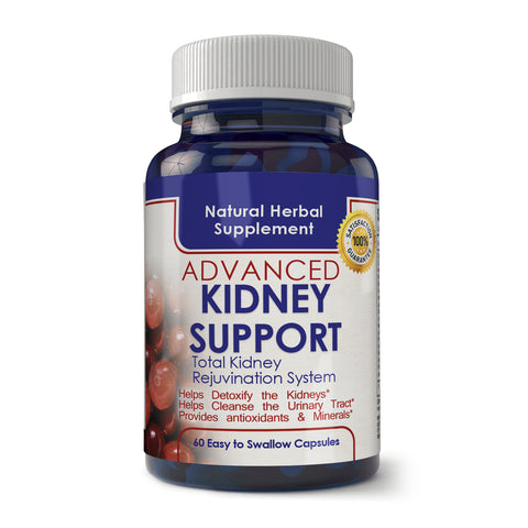 Kidney and Urinary Cleansing Support