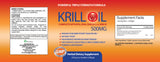 Pure Krill Oil (60 Softgels)
