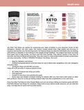 Totally Products Keto Strips and Keto BHB Combo Pack