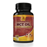 Totally Products Keto Strips and Keto BHB and MCT Oil Combo Pack