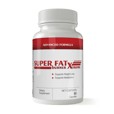 Super Fat Burn Extreme Natural Supplement (60 Capsules)