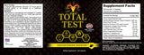 L-Carnitine and Total test Combo Pack