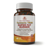 Turmeric Trim Super Fat Burner (60 capsules)