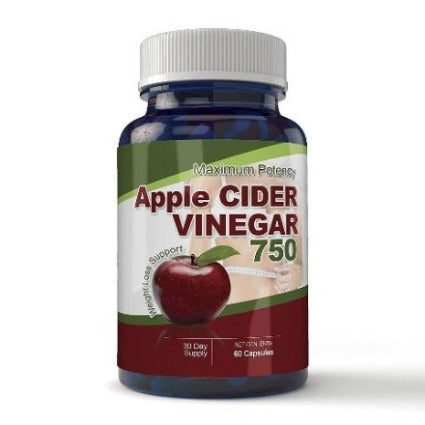 Totally Products Maximum Potency Apple Cider Vinegar Capsules