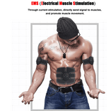Advanced EMS Muscle Abs Stimulator Training Gear