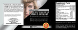 Advanced Gray Away Natural Catalase Enhancer (60 Capsules)