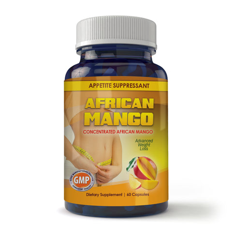 African Mango Pure Extract (60 capsules)