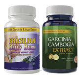 Garcinia Cambogia and Brazilian Belly Burn Combo Pack