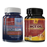 15-day Detox Sllim and MCT oil Combo Pack