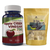 Night Slim Skinny Tea and Apple Cider Capsule Combo Pack