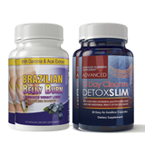 Brazilian Belly Burn and 15-day Detox Combo Pack