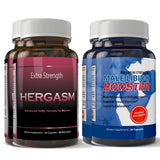 Libido Booster and Hergasm Combo Pack
