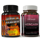 Rock Hard and Hergasm Combo Pack
