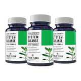 Fully Flora Extra Strength System Cleanse Detox (60 capsules)
