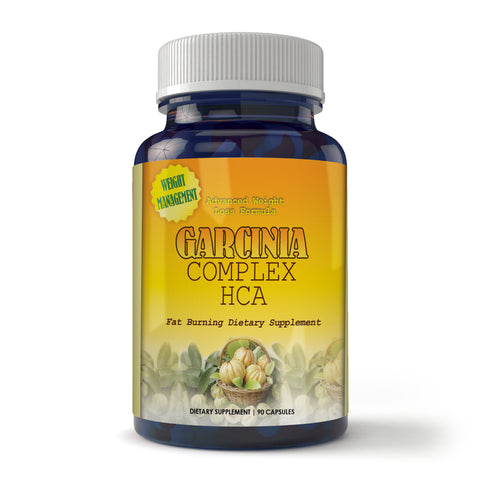 Totally Products Garcinia HCA Complex (90 capsules)