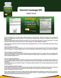 Garcinia Cambogia 800mg and Turmeric Extract Combo pack