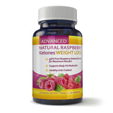 Raspberry Ketones Weight Loss and Fat Burning Supplement (60 capsules)