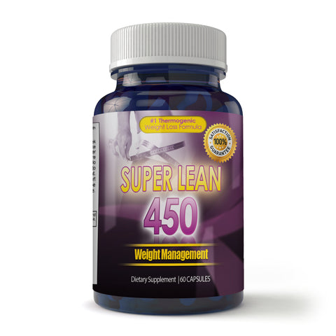 Super Lean 450 Appetite & Carb Blocker (60 capsules)