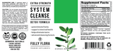 Fully Flora Keto BHB and System Cleanse Combo Pack