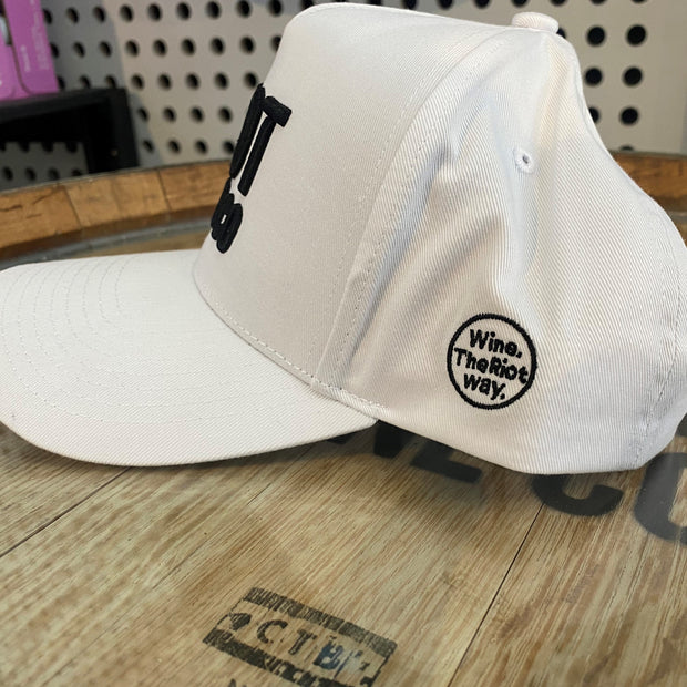 White Hat - Black