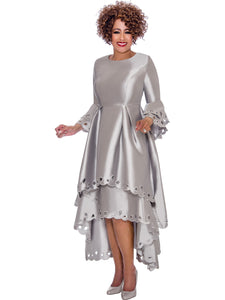 Silver Dress, Dorinda Clark Cole DCC Rose Collection