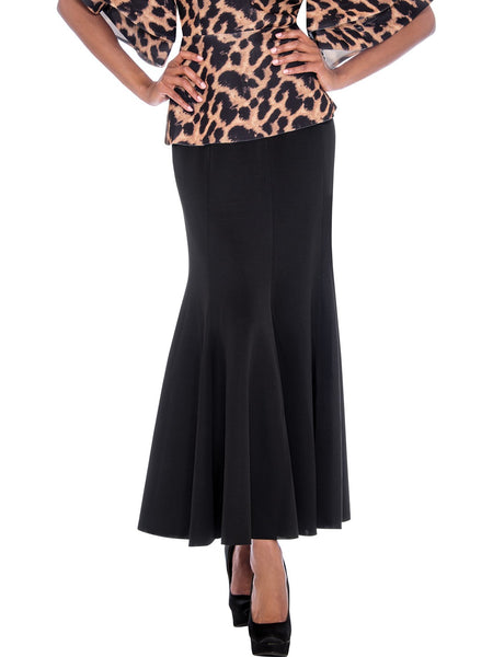 RC165 Black Skirt - Church, Wedding, Holiday, Special Occasion