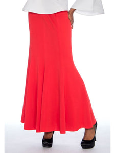 RC165 Red Skirt - Church, Wedding, Holiday, Special Occasion