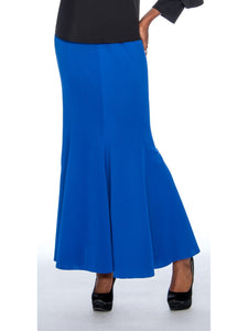 Royal Blue Skirt - Church, Wedding, Holiday, Special Occasion