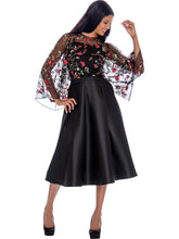 Rose Collection RC585 Black Skirt – Church, Wedding, Holiday, Special Occasion