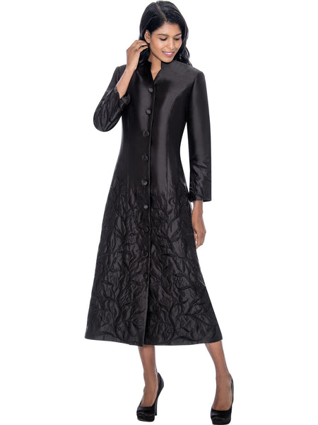 Black Church Robe for Choir, Clergy, Pastors, Priests, Groups