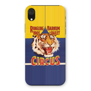 Circus Poster Phone Case