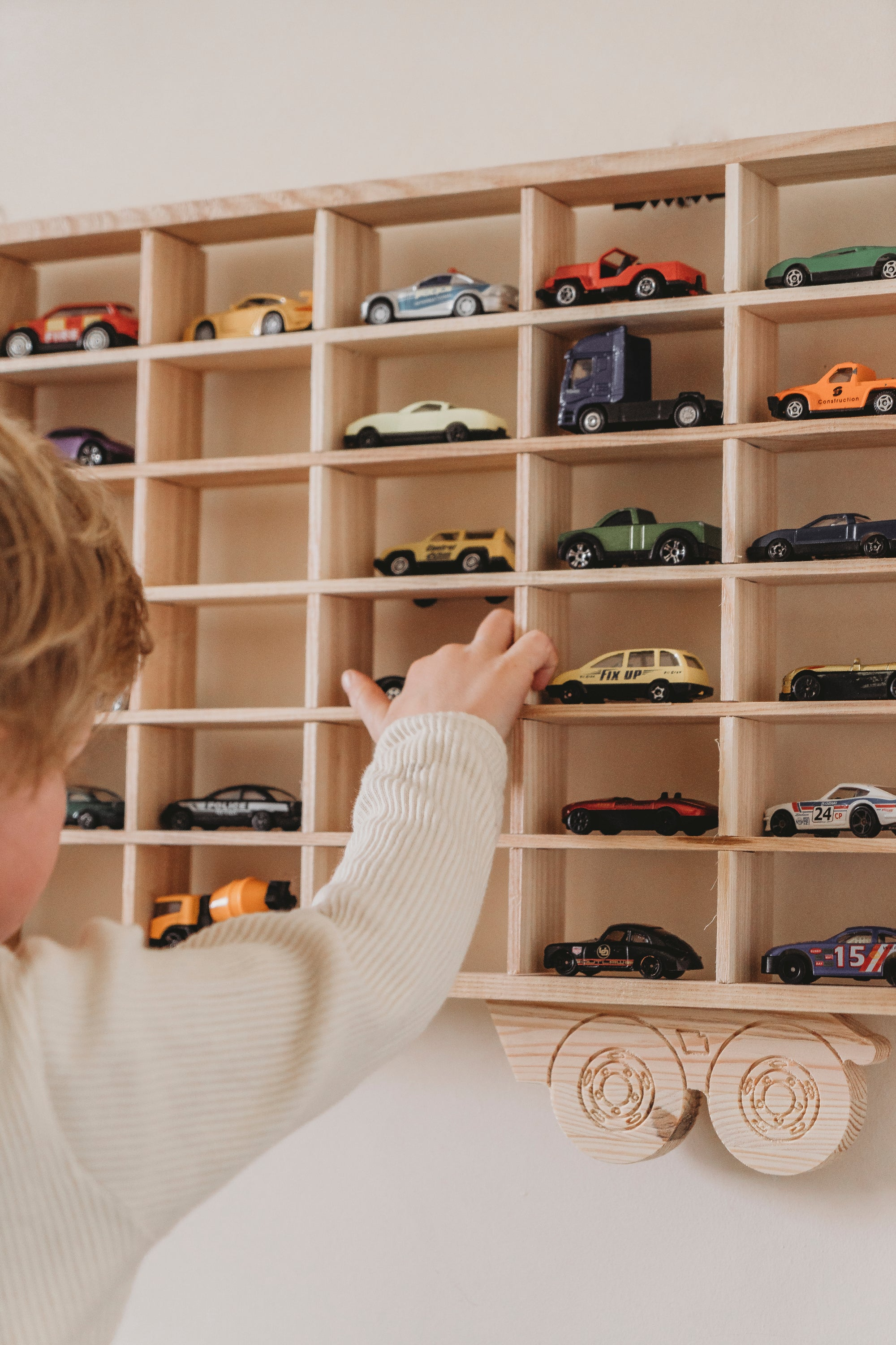Toy Car Showcase - Stock Clearance
