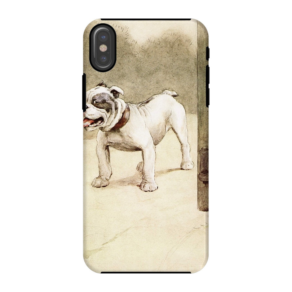 Wag a Discreet tail Phone Case