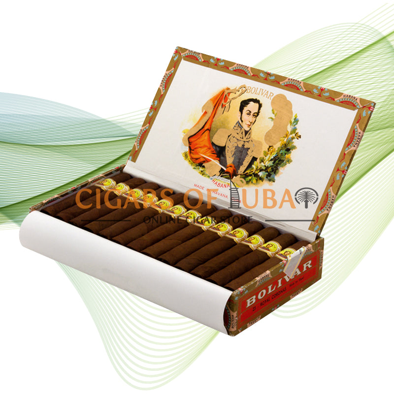Bolivar Royal Coronas - Cigars of Dubai